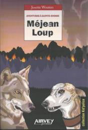 Méjéan Loup - Couverture - Format classique