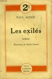 Les Exiles. - Couverture - Format classique