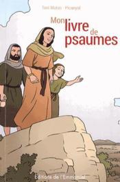 Mon livre de psaumes - Couverture - Format classique