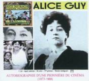 Autobiographie d'une pionnière du cinéma (1873-1968) - Couverture - Format classique