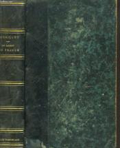 Le Roman En France. Depuis 1610 Jusqu'A Nos Jours. Lectures Et Esquisses. - Couverture - Format classique
