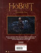 Le Hobbit ; la désolation de Smaug ; le livre du film - 4ème de couverture - Format classique