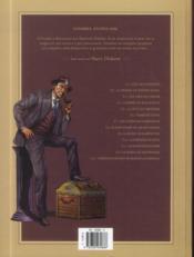 Harry Dickson t.10 ; la Sorcière du Kent - 4ème de couverture - Format classique