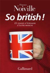 So british ! - Couverture - Format classique