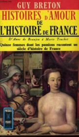 Hitoires D'Amour De L'Histoire De France - Tome 2 - Couverture - Format classique