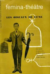 Femina-Theatre - Les Oiseaux De Lune - Couverture - Format classique