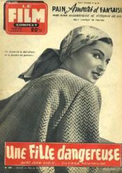 Film Complet N° 505 - Une Fille Dangereuse - Couverture - Format classique