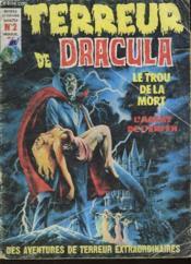 Terreur De Dracula - N°2 - Couverture - Format classique