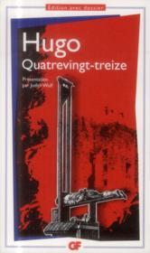 Quatrevingt-treize - Couverture - Format classique