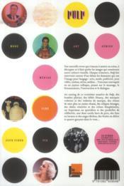 Stars & idoles - 4ème de couverture - Format classique