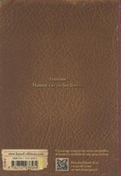 L'épouvanteur T.11 ; le pacte de Sliter - 4ème de couverture - Format classique