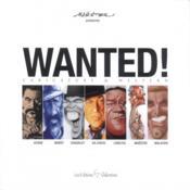 Wanted ; caricature & western - Couverture - Format classique