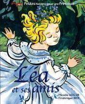 Léa et ses amis - Couverture - Format classique