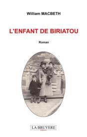 L'enfant de Biriatou - Couverture - Format classique