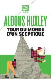 Tour du monde d'un sceptique - Couverture - Format classique