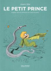 Le Petit Prince - Couverture - Format classique
