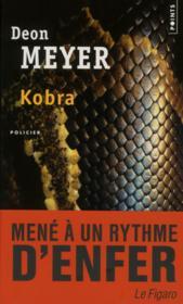 Kobra - Couverture - Format classique
