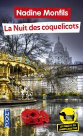 Les enquêtes du commissaire Léon T.2 ; la nuit des coquelicots - Couverture - Format classique
