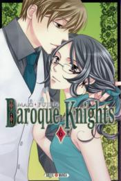 Baroque knights t.6 - Couverture - Format classique