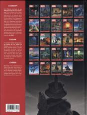 Jour J T.23 ; la république des esclaves - 4ème de couverture - Format classique
