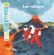 Les volcans - Couverture - Format classique