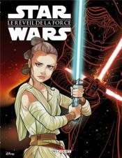 Star Wars - épisode VII ; le réveil de la force - Couverture - Format classique