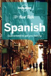 FAST TALK ; Spanish (4e édition) - Couverture - Format classique