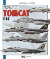 Grumman Tomcat F-14 - Couverture - Format classique