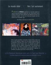 Klimt, la réalité transfigurée - 4ème de couverture - Format classique