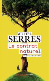 Le contrat naturel - Couverture - Format classique
