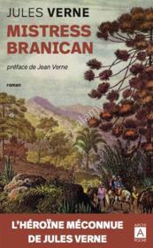 Mistress Branican - Couverture - Format classique