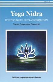 Yoga nidra, une technique de transformation - Couverture - Format classique