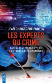 Les experts du crime - Couverture - Format classique