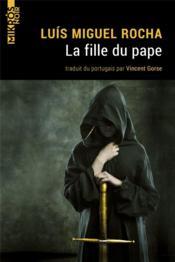 La fille du pape - Couverture - Format classique