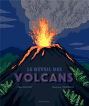 Le réveil des volcans - Couverture - Format classique