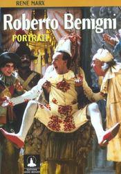 Roberto Begnini, portrait - Intérieur - Format classique