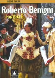 Roberto Begnini, portrait - Couverture - Format classique