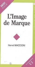 L'Image De Marque - Couverture - Format classique