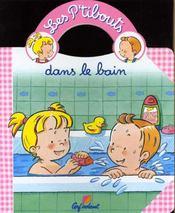 LES P'TIBOUTS ; dans le bain - Intérieur - Format classique