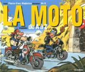 La moto illustrée de A à Z - Couverture - Format classique