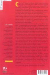20 ans de dematerialisation des titres en france : bilan et perspectives - 4ème de couverture - Format classique
