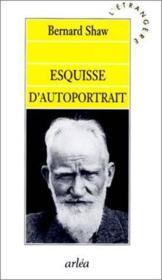 Esquisse D'Autoportrait - Couverture - Format classique