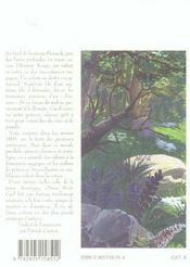 Le Septieme Fils - 4ème de couverture - Format classique
