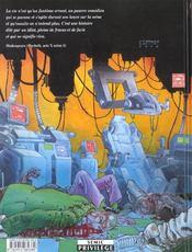 Caleb Les Dealers De Memoire - 4ème de couverture - Format classique
