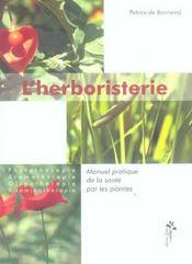 Herboristerie Manuel Pratique - Intérieur - Format classique