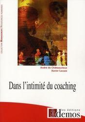 Dans l'intimité du coaching - Intérieur - Format classique