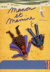 Manon et Mamina - Couverture - Format classique