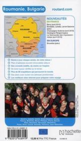 Guide Du Routard ; Roumanie, Bulgarie (Edition 2010/2011) - 4ème de couverture - Format classique