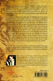 L'homme d'Urbino - 4ème de couverture - Format classique
