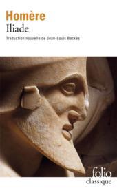 Iliade - Couverture - Format classique